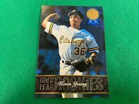 ⭐️👀 1993 Leaf Gold Rookies #R1 Kevin Young Pittsburgh Pirates