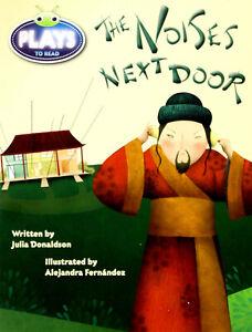The Noises Next Door -Julia Donaldson Children's Book Aus Stock