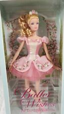 NEW 2013 Ballet Wishes For Your Little Ballerina Barbie Collector Pink Label