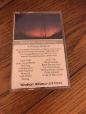 A Winter's Solstice Windham Hill Artists Cassettes Ships N 24h
