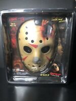 Friday The 13th Jason Voorhees Prop Replica Mask NECA
