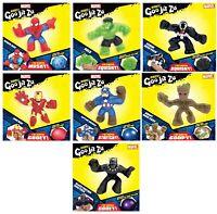 Heroes of Goo Jit Zu Marvel Superheroes, Old + New Models for 2020!