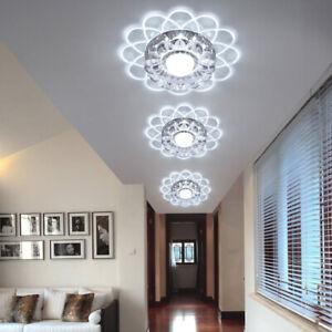 Downlight Ceiling 3W Crystal LED Spotlight Surface Wall Light Corridor Light