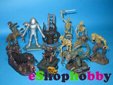 RARE FURUTA Ray Harryhausen figures set of 10 Film Library Real figure