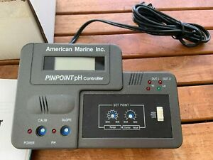 PINPOINT pH CONTROLLER 120 VAC by American Marine Inc. Used in great condition