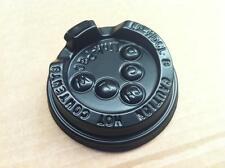 8 oz lids for takaway coffee cups (ctn 1000)