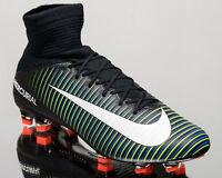 Nike Mercurial Veloce III DF FG 3 men soccer cleats football NEW 831961-013 4fac2603a8fae