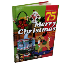 75 Merry Christmas Projects in Plastic Canvas (1999, Hardcover)