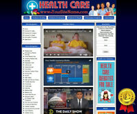 HEALTH CARE STORE - Complete Turnkey Website Amazon Google Affiliate Money