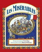 Les Miserables BRAND NEW BOOK by Marcia Williams (Hardback, 2014)
