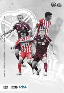 Heart Of Midlothian v Sunderland - Pre-Season Friendly - 17 July 2021 - Official