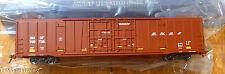 BLMA Models HO #53066 (Rd #780736) BNSF (Powerbar Logo) Bx-166 60'Beer Car