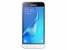Samsung Galaxy J3 J320A - 16GB - White (Unlocked) Cricket Grade C