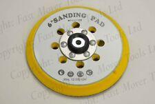 FESTOOL ORBITAL DA SANDER BACKING PAD 150mm 6inch SANDING DISC HOOK LOOP M8 5/16