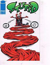 12 Image Comics # 1 2 6 15 40 Stupid Doom Flag C-23 Tomb Raider Tao Hellcop TW27