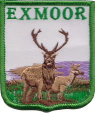 Exmoor National Park Devon Patch Brodé - Devon Vendeur