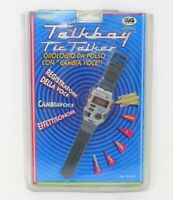 GiG Tiger Talkboy watch tic talker game & watch retrogames retroconsole handheld