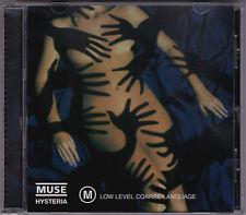 Muse - Hysteria - DVD (EW278DVD 2004 5 x Track Australia PAL/All Regions)