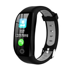 New Smart Watch for Men Bracelet Fitness Tracker Heart Rate Blood Pressure Clock