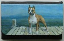 American Staffordshire Terrier Wallet