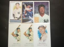 MICKEY MANTLE 26 CARD LOT