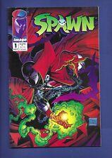 SPAWN #1 Image Comics. 1992. McFarlane.