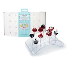 Sweetly Does It 29 Cm Acrylic Cake Pop Stand Transparent Original 1