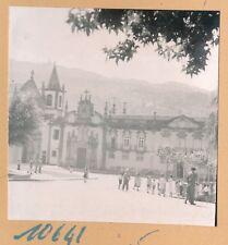 GUIMARAES - 7 Photos Vues sur le Village Rues animées Portugal - Pl 1253