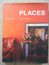 PLACES: INSIDE AUSTRALIAN HOUSES by EARL CARTER and JEAN WRIGHT  LARGE HBDJ 2001
