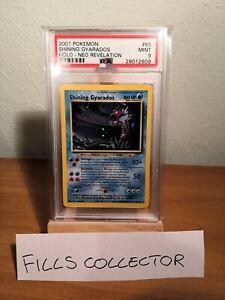 SHINING GYARADOS PSA 9 Mint 65/64 Neo Revelation HOLO Pokemon Card