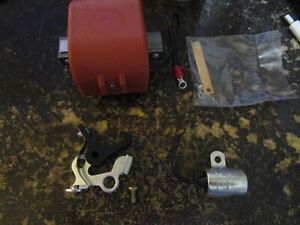 Fairbanks Morse J Magneto Rebuild Kit Coil Cond Points Wisconsin Allis Chalmers