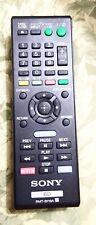 Sony RMT-B119A BD Remote Control For BDP-BX59 BDP-S1100 BDP-S390 BDP-S580  Condi