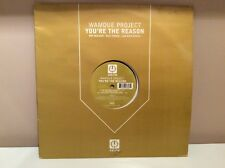 """WAMDUE PROJECT - You're The Reason 12"""" House Vinyl1999 EXC"""