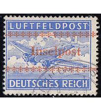 Deutsches Reich Feldpost Nr. 7A gestempelt
