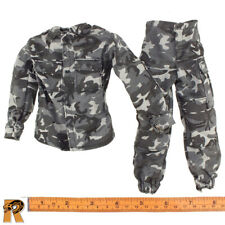 Swat Urban Camo - Uniform (Camo) - 1/6 Scale - 21 Toys Action Figures