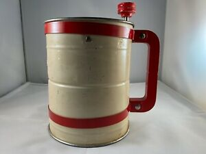 Vintage Androck Flour Sifter