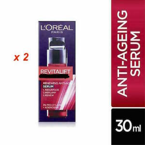 L'Oréal Revitalift Laser Renew Serum 2 x 30ml