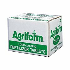 Agriform 20-10-5 Slow Release Fertilizer Tablets (500 x 21g)