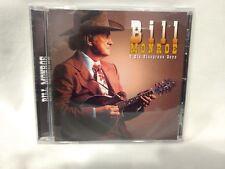 Bill Monroe & His Bluegrass Boys Gb Importation 2005 cd6149