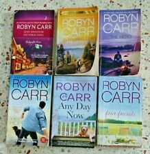 # 3 = 6 ROBYN CARR ROMANCES NO DOUBLES FREE SHIPPING