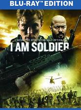 I AM SOLDIER (Tom Hughes) - BLU RAY - Region Free - Sealed