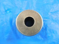 .4995 DIA CLASS X SMOOTH PLAIN BORE RING GAGE GO .5000 - .0005 UNDERSIZE 1/2
