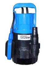 Güde Schmutzwasser Tauchpumpe GS 4000