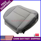 For 04-08 Ford F150 Crew Extended Cab Gray Driver Side Bottom Cloth Seat Cover