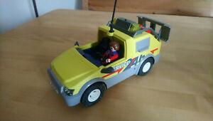 Playmobil Abschleppwagen mit Fernbedienung