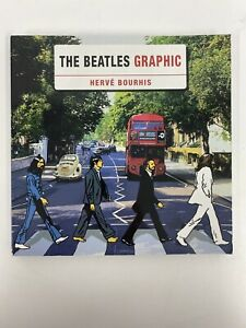 The Beatles Graphic - Herve Bourhis - Paperback Book