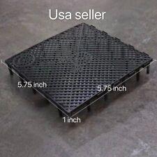 Aquarium Fish Tank Bottom Sand Gravel Filter Board Filtration Plate