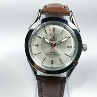 Vintage Camy Mechanical Hand Winding Movement Mens Dial Watch AC133