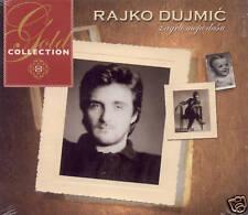 RAJKO DUJMIC 2 CD Gold Collection Novi Fosil Eurovision Eurosong Zlatna Hitovi