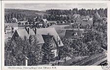 Ak Oberbärenburg/Osterzgebirge